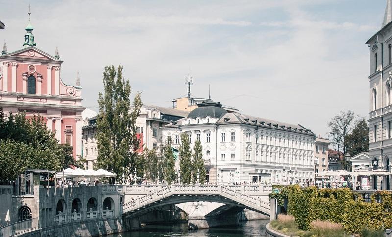 Primero de los datos interesantes sobre Eslovenia – la capital: Ljubljana